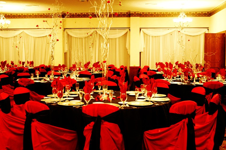 Red ... & Red White and Black Table Settings | OMG!!! It\u0027s a Wedding!